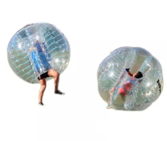 bumpervoetbal verhuur bumper balls huren Rhenen Veenendaal wageningen